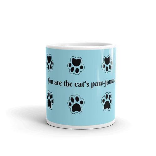 Cat's Paw-Jamas Mug