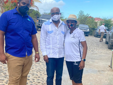 Minister of Tourism Visits Lashings