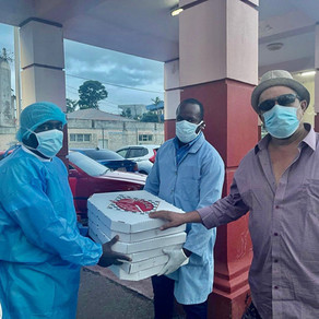 Help for Jamaican Hospital