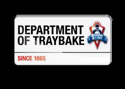 Department of Traybake