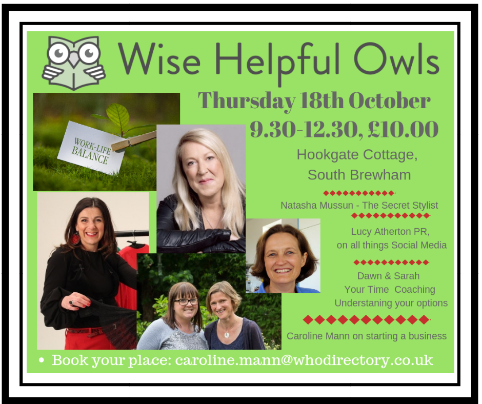 Wise Helpful Owls