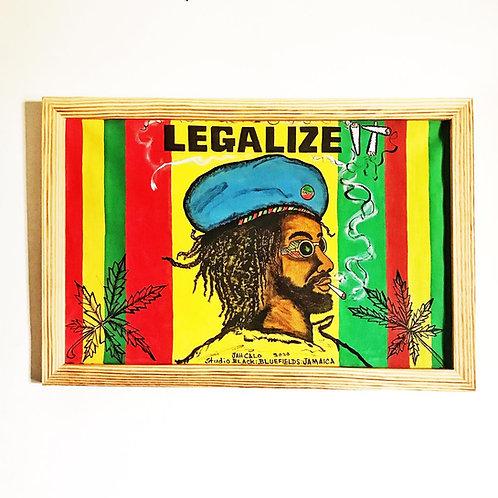 Legalize It | Jah Calo