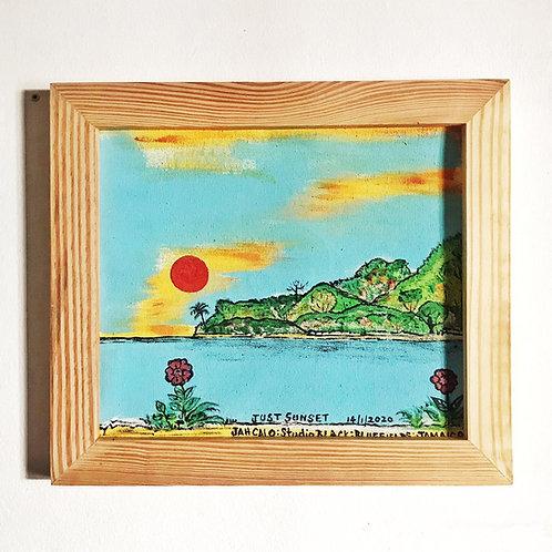 Just Sunset | Jah Calo