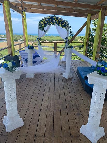 Weddings at Lashings Hotel
