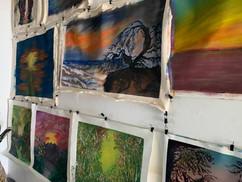 Art on show