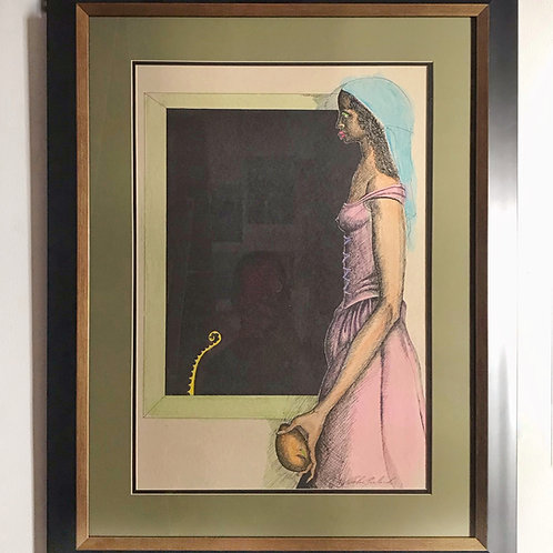 Lady by the Window | Colin Garland