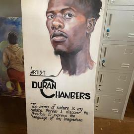 Duran Chambers art