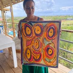 Natalie Parboosingh, artist