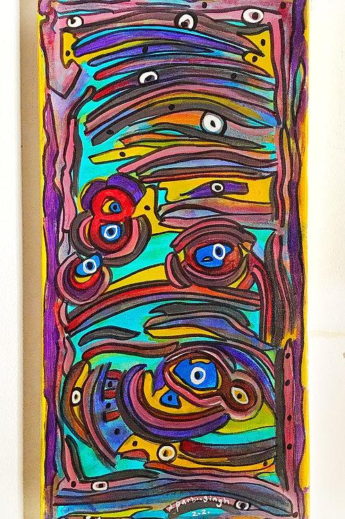 Octopus | Natalie Parboosingh