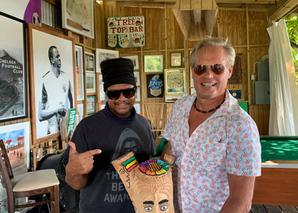 Maxi Priest loves our art