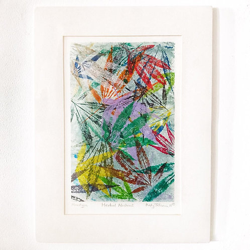 Herbal Abstract | Andy Jefferson