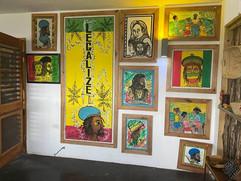 Jah Calo's work