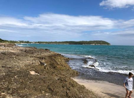 Beach Walk to Great Bay