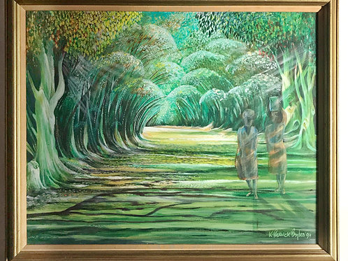 Bamboo Avenue | K Patrick Byles