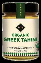 PELLA Organic Greek Tahini