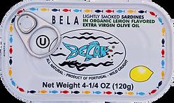 Bela Lemon Flavored Extra Virgin Olive O