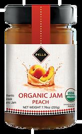 PELLA Organic Jam Peach