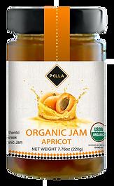 PELLA Organic Jam Apricot