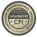 We're not just licensed and insured - We are also CERTIFIED PROFESSIONAL INSPECTORS (CPI)