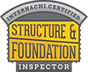 Compass Home Inspectors are Certified Structure & Foundation Inspectors
