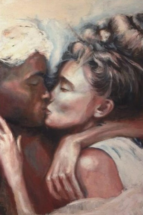 Untitled Kiss 1