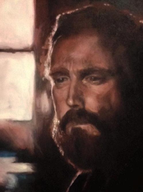 Sam Beam Portrait