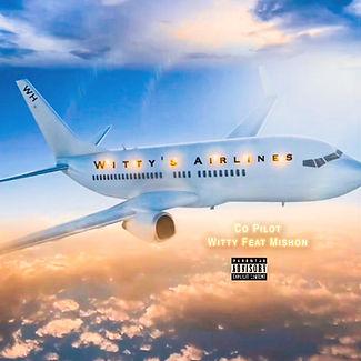 Witty Co-Pilot album cover.jpg