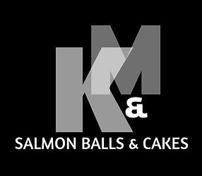 K & M Salmon Balls & Cakes Logo