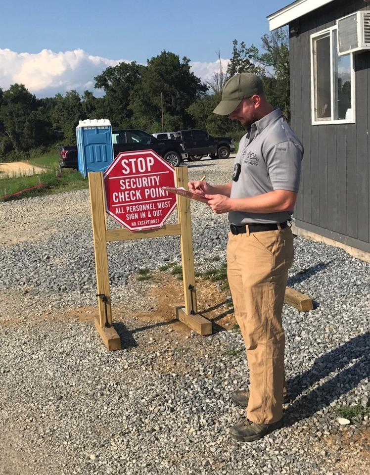 Myersville Security Site