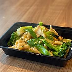 Garlic Sautéed Mixed Vegetables