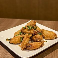 Salt & Pepper Fried Chicken Wings