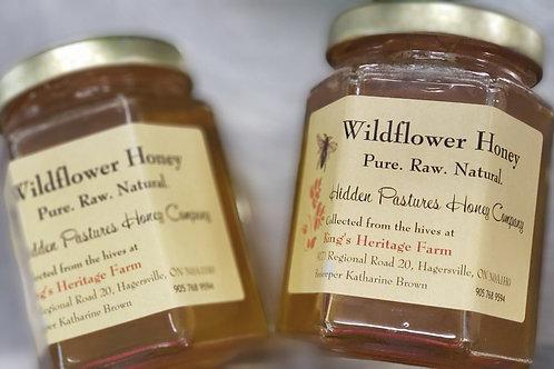 Honey - pure natural wildflower honey