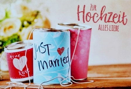 **Just Married**