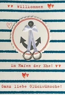 **Im Hafen der Ehe**