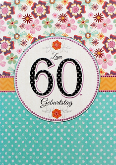 **Zum 60. Geburtstag**