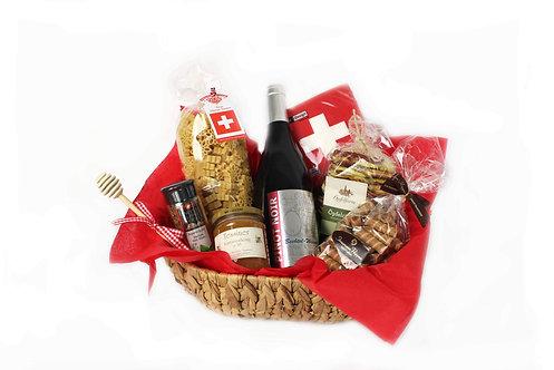 Geschenkkorb **Edelweiss**