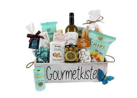 Geschenkkorb **Gourmetkiste**