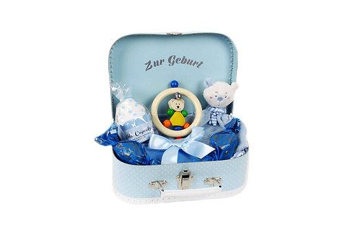 Geburtsgeschenk **Himmelblau**