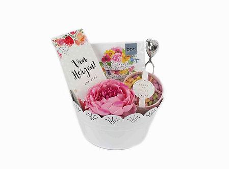 Geschenkkorb **Sweet Flowers**