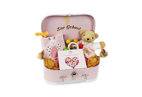 Geburtsgeschenk **Rosawolke**