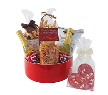 Geschenkkorb **Romantik**