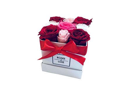 Geschenkbox **Rosentraum**