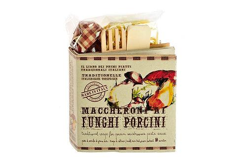 Geschenkbuch **Maccheroni Funghi Porcini**