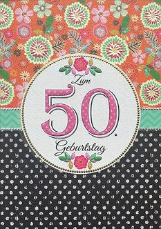 **Zum 50. Geburtstag**