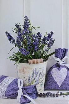 **Lavendelgrüsse**