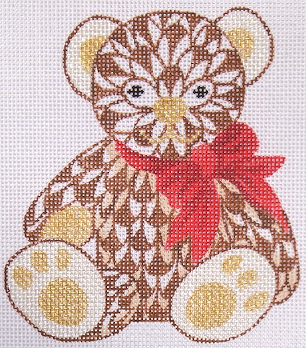Kate Dickerson Hand Painted Needlepoint Canvases Formerly