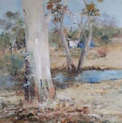 Julie Kent, artwork detail