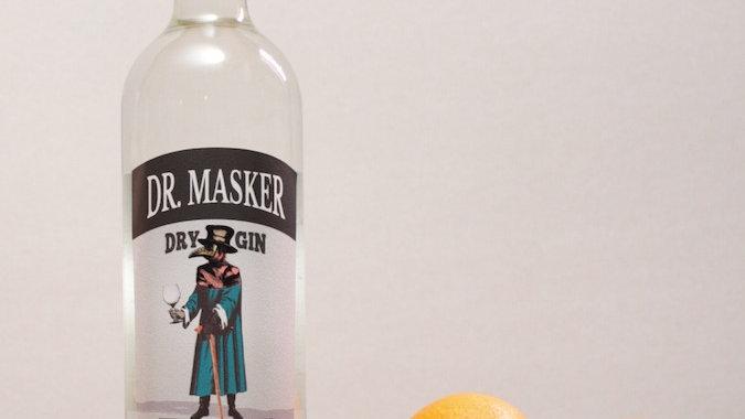 Botella Gin Dr. Masker 750cc