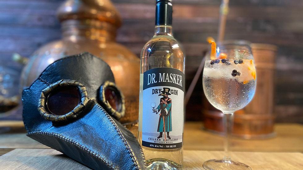 2 Gin Dr. Masker 750cc
