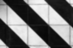 diagonali in bianco e nero - pavimento - archivio wix